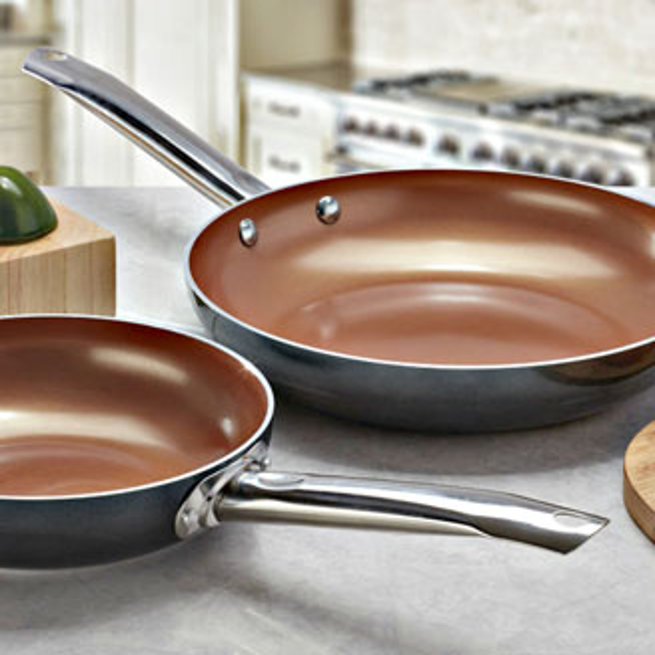 Frying Pans & Woks